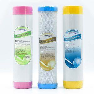 Doskonalszej jakości woda dzięki zastosowaniu filtrów renomowanej marki Chanson.