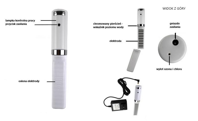 Generator wodoru Hydrogen Pen