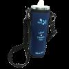 Butelka alkalizująca wodę BlueQQ z pokrowcem (500 ml)