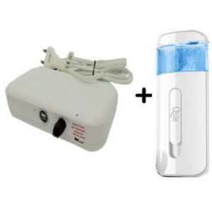 Jonizator powietrza Air Home+Mgiełka Q-Mist PAKIET