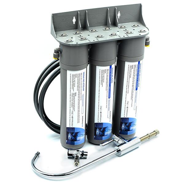 Potrzebujesz w ekologiczny sposób uzyskać wodę do picia, z filtrami UPS C3 to wskazane. Niedrogi i wysokiej jakości system zapewnia filtracje wody na wysokim poziomie przy zastosowaniu niemieckiej technologii.