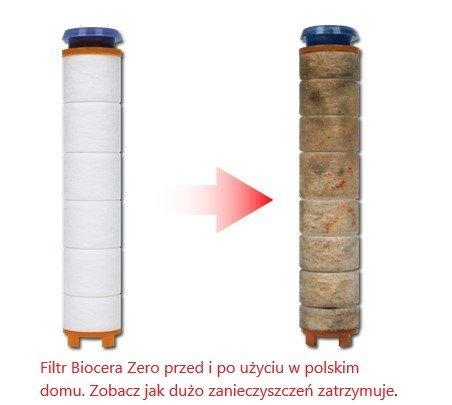 Filtr do słuchawki prysznicowej Biocera