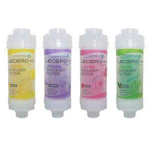 Prysznicowy filtr SPA zapachowy - zestaw