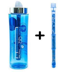 Butelka alkalizująca wodę BlueQQ+dodatkowy wkład Taniej w Zestawie