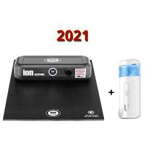 Jonizator oczyszczacz powietrza z filtrem Ion System + Dyfuzor wodoru Mgiełka do twarzy