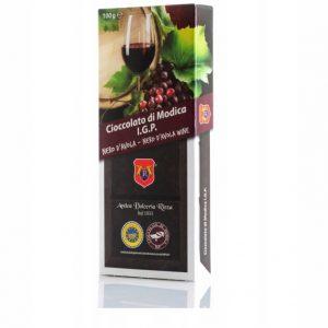 Czekolada o niepowtarzalnym smaku, zaskoczy każdego kto lubi dobre smaki i naturalne składniki z ziarna kakaowca.