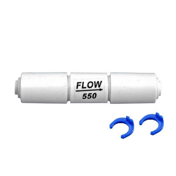 Ogranicznik przepływu do membran